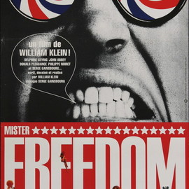 William Klein - Mr. Freedom