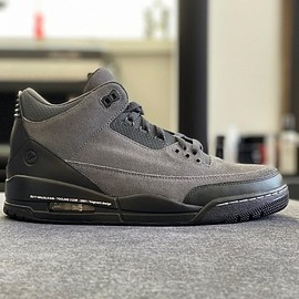 Jordan Brand, Fragment Design - Air Jordan 3 - The Ten (Sample)