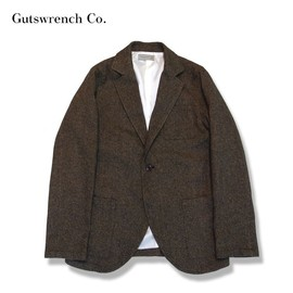 Gutswrench - AntiqueTweed 1B Lapeled Jacket