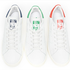 RAF SIMONS × ADIDAS STAN SMITH WHITE/GREEN