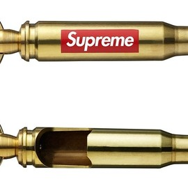 Supreme - bullet bottle opener