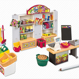 PLAYMOBIL - Store Accessories