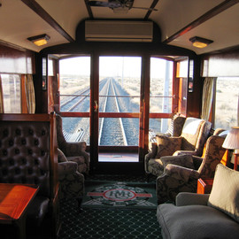 Rovos Rail - Pride of Africa Luxuary Train