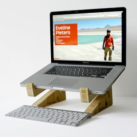 Bamboo Puzzle Laptop Stand