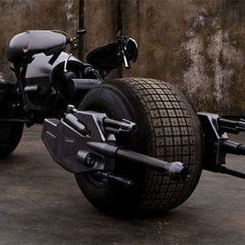 Batman - motorcycle