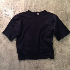 Fruit of the Loom - Short Sleeve Sweat Shirt(1950′s Vintage)