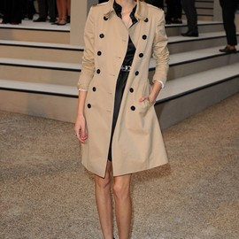 BURBERRY PRORSUM - trench coat