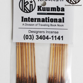 "KUUMBA - INCENSE REGULAR ""NAGCHAMPA"""