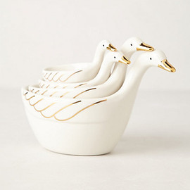 Anthropologie - Measuring Gaggle
