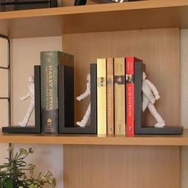 Wrapables - City Slickers Bookends