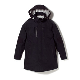 White Mountaineering - GORE-TEX NYLON TAFFETA RAGLAN COAT