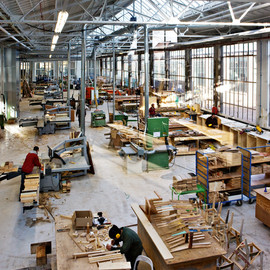 Piet Hein Eek - shop & fabriek