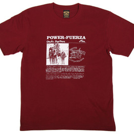 BBP, Ghetto Brothers - Ghetto Brothers x BBP  Power Fuerza Tee