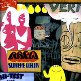 Taka Kawachi - Street Market: Barry McGee, Stephen Powers, Todd James