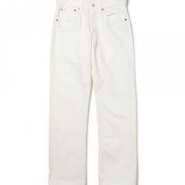 orslow - orSlow×fennica / <Men's>White Dungarees