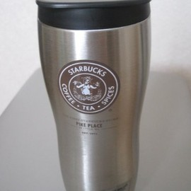 Starbucks Coffee - Pike Place Concord Double-Walled Stainless Tumbler 16oz