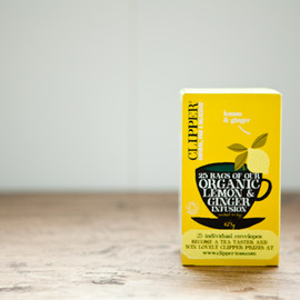 Fairtrade Organic English Breakfast Tea