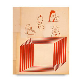Barry McGee - NADA ART BASEL POSTER BY BARRY MCGEE