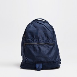 A.P.C. - Nylon Backpack Dark Navy