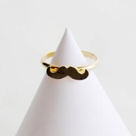 Lilou - HIGE RING black