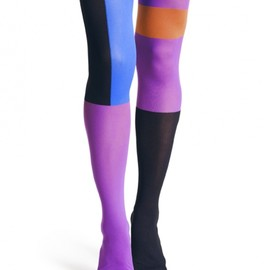 Happy Socks - Block Tights
