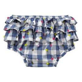 GAP - Gingham Swiss dot bloomers