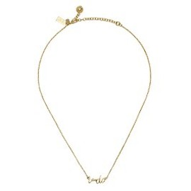 kate spade NEW YORK - say yes ''i do'' necklace
