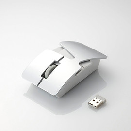 "ELECOM - ""Kasane"" wireless mouse"