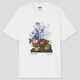 UNIQLO, Musée du Louvre, Peter Saville - Art and Logic: INV 1196