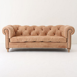Anthropologie - Atelier Chesterfield, Almond