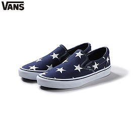 SOPHNET. - VANS x SOPHNET. INDIGO STAR SLIP ON SHOES