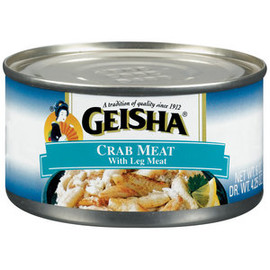 GEISHA - Crab Meat With Leg Meat