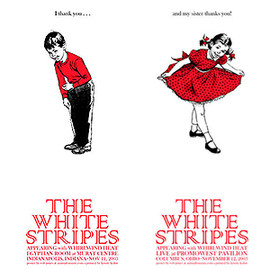 The White Stripes - Poster