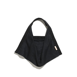 Hender Scheme - Origami Bag Small-Black