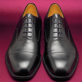 J.M.WESTON - 300  CAP TOE OXFORD