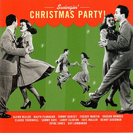 Various Artists - Swingin' Christmas Party!