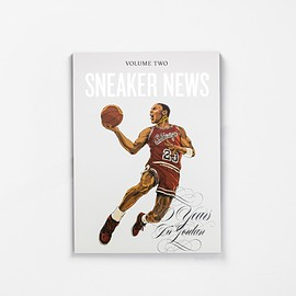 Sneaker News - Sneaker News Volume 2 - Thirty Years of Air Jordan