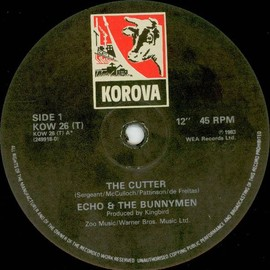 Echo & The Bunnymen - The Cutter