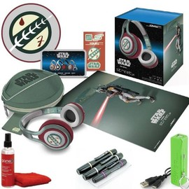 SMS Star wars - Boba Fett Headphones Star Wars Limited Edition Pack