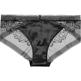 Calvin Klein Underwear - Sway stretch-lace and satin briefs