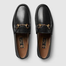GUCCI - HORSE BIT LOAFER