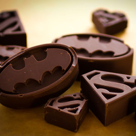Batman Chocolate