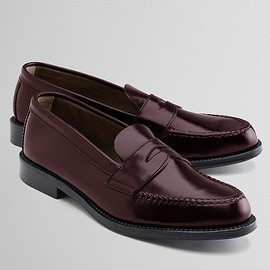 BROOKS BROTHERS - Cordovan Penny Loafer