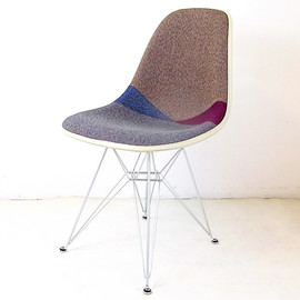 "Eames Shell Side Chair - Mid-Century MODERN 18th Anniversary Limited ""Harlequin"" Side Chair"