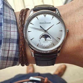 Jaeger-LeCoultre - Master Ultra Thin Moon