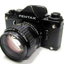 PENTAX - PENTAX LX SPECIFICATION