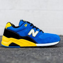 New Balance - NEW BALANCE MT580 SBY BLUE/BLACK/YELLOW
