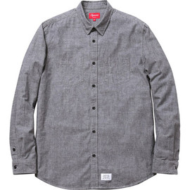 Supreme - Chambray Shirt
