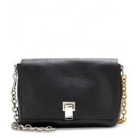 PROENZA SCHOULER - PS Courier Small leather shoulder bag