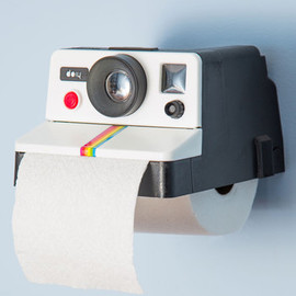 ModCloth - Developing Your Decor Toilet Tissue Holder